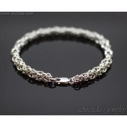 Byzantine mens bracelet...