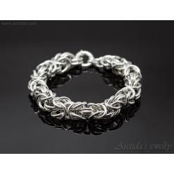 Kejsarlänk Kungalänk silver...