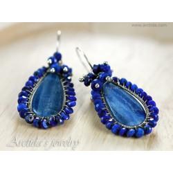 Kyanite Lapis lazuli...