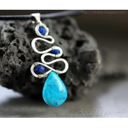Turquoise Lapis lazuli...