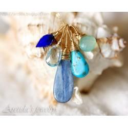 Kyanite Turkos Lapis lazuli...