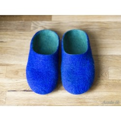 Kids slippers Felted wool...