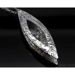Stort silverhänge...
