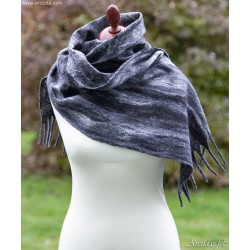 Merino wool scarf unisex...